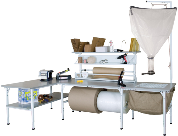 Multi Use Packing Bench