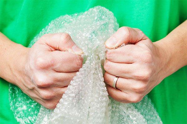Image result for bubble wrap for stress
