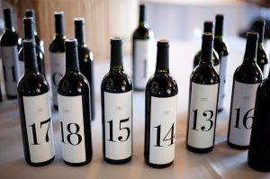 Wine Bottle Countdown