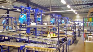 Paper Packaging Automation