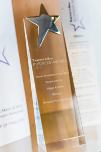 Express & Star Small Business of the Year 2012