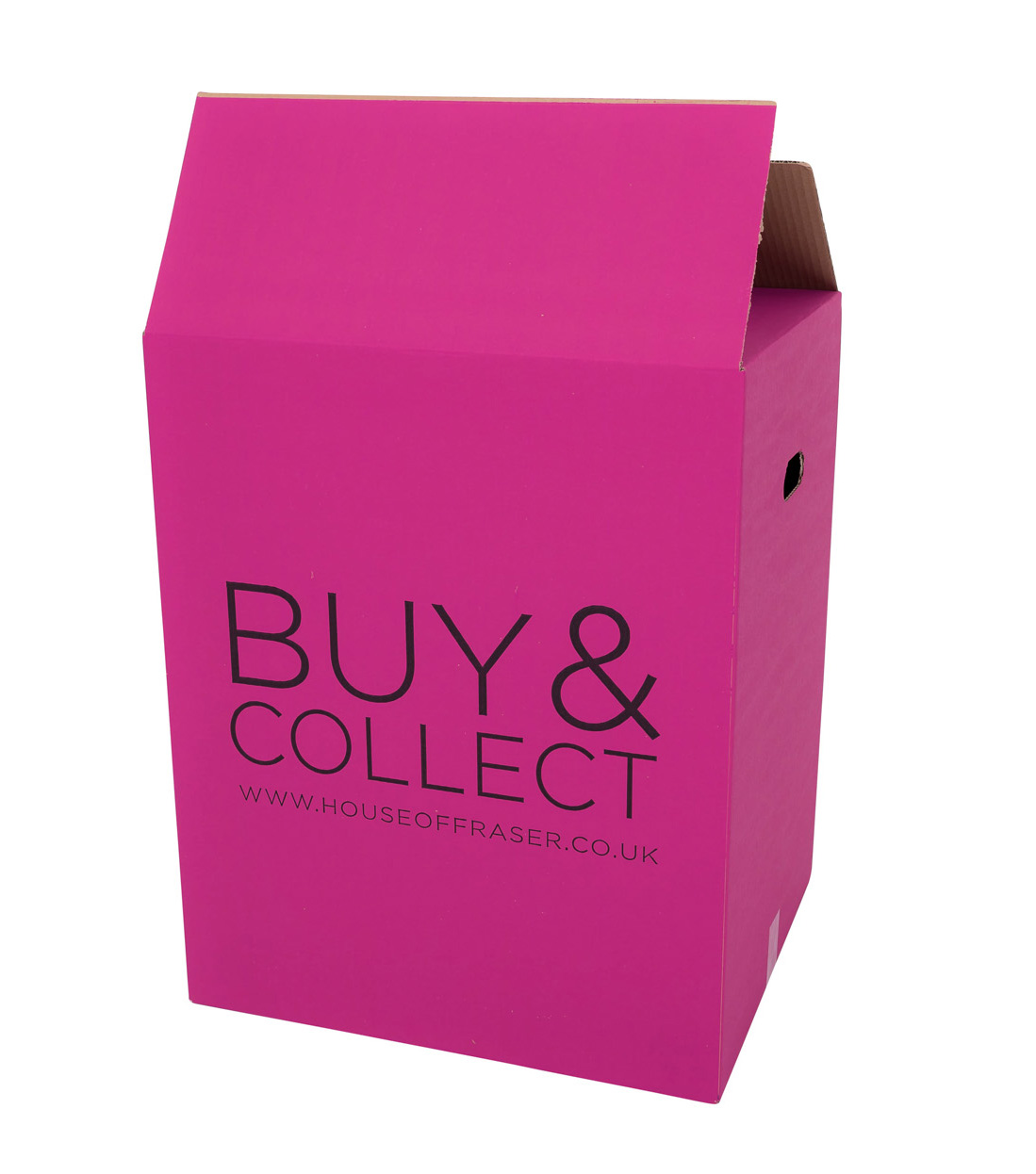 Consumers: HOF box