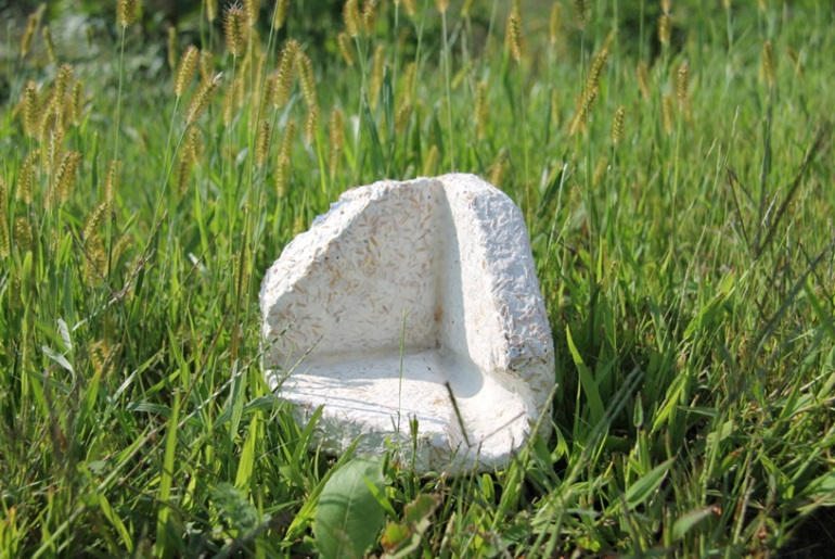 Sustainable Packaging - Restore Mushroom Packaging