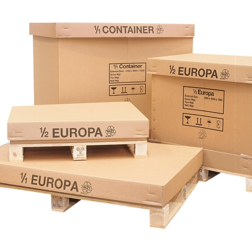 pallet boxes heavy goods