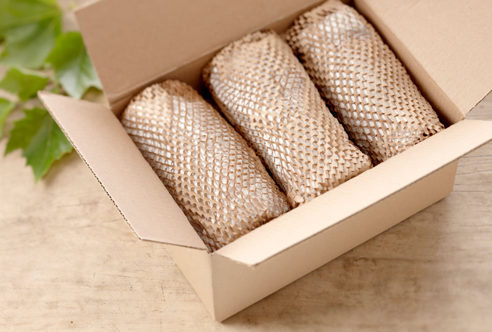 Paper packaging can cut your carbon footprint
