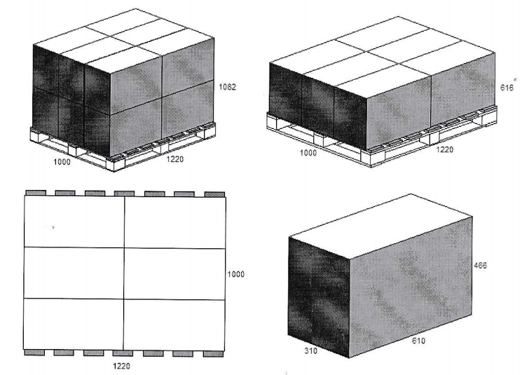 Effective pallet planing cuts emissions