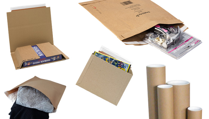 Cardboard box alternatives