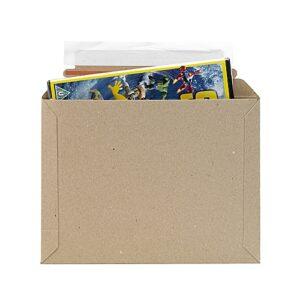 Solid board envelope