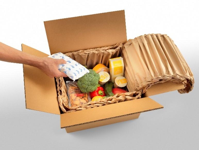 coolant temperature control packaging